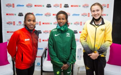 Nare storms to victory in season opening SPAR Grand Prix race